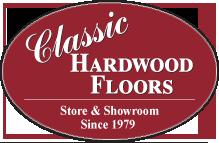 Classic Hardwood Floors Logo